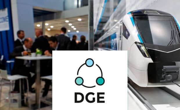 DGE will present new solutions at InnoTrans 2018.