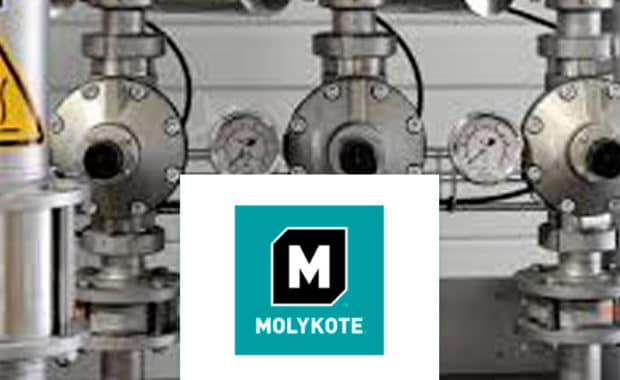Molykote lubricants for valves in oil and gas applications